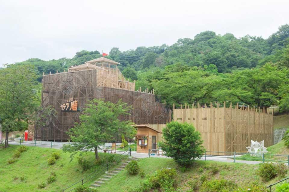 立体迷路 カラクリ砦